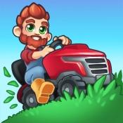 iPhone、iPadアプリ「芝刈りに夢中」のアイコン