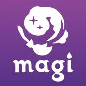 iPhone、iPadアプリ「magi(マギ)」のアイコン