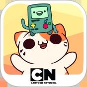 iPhone、iPadアプリ「どろぼうネコ Cartoon Network」のアイコン
