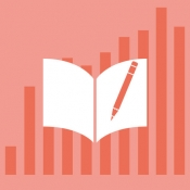 iPhone、iPadアプリ「学習記録帳」のアイコン