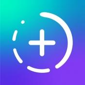iPhone、iPadアプリ「Canva - インスタストーリー写真画像&動画加工」のアイコン