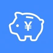 iPhone、iPadアプリ「今日のおこづかい - 簡単操作で現金管理!」のアイコン