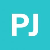 iPhone、iPadアプリ「PJ(ピージェイ)」のアイコン