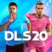 iPhone、iPadアプリ「Dream League Soccer 2020」のアイコン