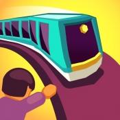 iPhone、iPadアプリ「トレインタクシー (Train Taxi)」のアイコン