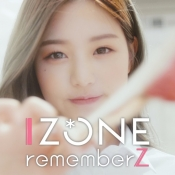 iPhone、iPadアプリ「IZ*ONE remember Z」のアイコン
