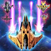 iPhone、iPadアプリ「Galaxy Airforce War」のアイコン