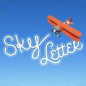 iPhone、iPadアプリ「SkyLetter - スカイレター -」のアイコン
