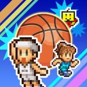 iPhone、iPadアプリ「バスケクラブ物語」のアイコン