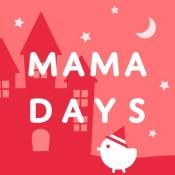 iPhone、iPadアプリ「離乳食・育児記録 MAMADAYS(ママデイズ)」のアイコン