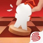 iPhone、iPadアプリ「陰陽チェス」のアイコン