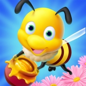 iPhone、iPadアプリ「Honey Farmy」のアイコン