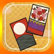 iPhone、iPadアプリ「ゲームバラエティー花札」のアイコン