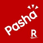 iPhone、iPadアプリ「Rakuten Pasha」のアイコン