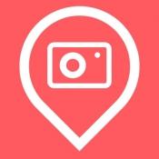 iPhone、iPadアプリ「フォトマップ - 写真を地図に簡単保存&共有」のアイコン