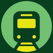 iPhone、iPadアプリ「鉄道会社に物申す」のアイコン