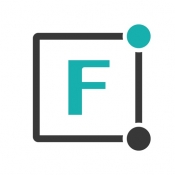 iPhone、iPadアプリ「Fontgenic - おしゃれで映える写真を簡単に作ろう!」のアイコン