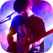 iPhone、iPadアプリ「Tokyo Indie Music」のアイコン