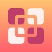 iPhone、iPadアプリ「Zen Squares」のアイコン