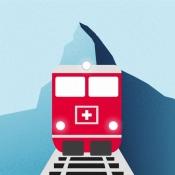 iPhone、iPadアプリ「Grand Train Tour Switzerland」のアイコン