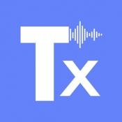 iPhone、iPadアプリ「録音、文字起こし、編集 - Texter(テキスター)」のアイコン