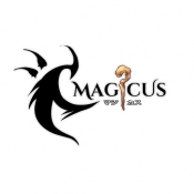 iPhone、iPadアプリ「MAGICUS」のアイコン