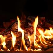 iPhone、iPadアプリ「炎と自然の癒し」のアイコン