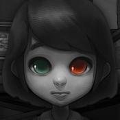 iPhone、iPadアプリ「オッドアイ (Odd Eye)」のアイコン