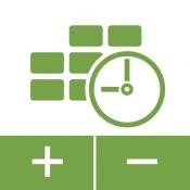 iPhone、iPadアプリ「日付・日数・時間の計算「タイムチェッカー」」のアイコン
