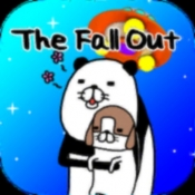 iPhone、iPadアプリ「パンダと犬 The Fall Out」のアイコン