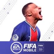 iPhone、iPadアプリ「FIFA MOBILE」のアイコン