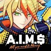 iPhone、iPadアプリ「A.I.M.$ (エイムズ)」のアイコン