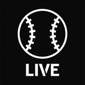 iPhone、iPadアプリ「ベースボールLIVE」のアイコン