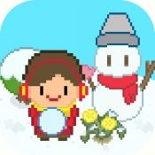 iPhone、iPadアプリ「オンライン雪合戦DX」のアイコン