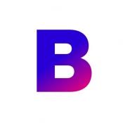 iPhone、iPadアプリ「Bloomberg: Business News」のアイコン
