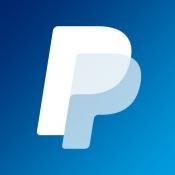 iPhone、iPadアプリ「PayPal」のアイコン