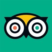 iPhone、iPadアプリ「TripAdvisor トリップアドバイザー ホテル、航空券」のアイコン
