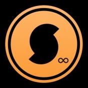 iPhone、iPadアプリ「SoundHound∞ 音楽検索認識&プレイヤー」のアイコン