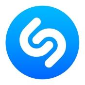 iPhone、iPadアプリ「Shazam - 音楽認識」のアイコン