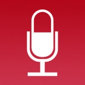 iPhone、iPadアプリ「QuickVoice2Text Email (PRO Recorder)」のアイコン