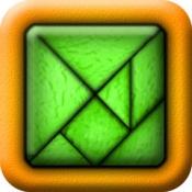 iPhone、iPadアプリ「TanZen」のアイコン