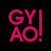 iPhone、iPadアプリ「GYAO! / ギャオ」のアイコン