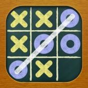iPhone、iPadアプリ「Tic Tac Toe ∙」のアイコン