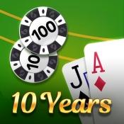 iPhone、iPadアプリ「Blackjack - カジノカードゲーム」のアイコン