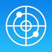 iPhone、iPadアプリ「Network Ping Lite」のアイコン