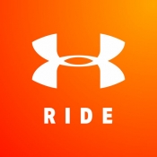 iPhone、iPadアプリ「Map My Ride by Under Armour」のアイコン