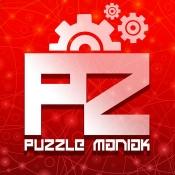 iPhone、iPadアプリ「PuzzleManiak」のアイコン