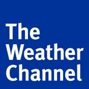 iPhone、iPadアプリ「天気に関するリアルタイムの詳しいニュースをお届けします」のアイコン