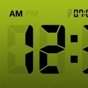 iPhone、iPadアプリ「LCD Clock」のアイコン