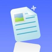 iPhone、iPadアプリ「ドキュメント」のアイコン